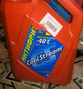Антифриз CoolStream синий