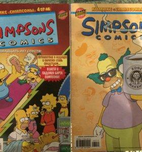 Комиксы Simpsons
