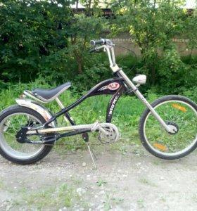 Велосипед чоппер LA BigMo