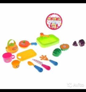 Наборы детской посудки