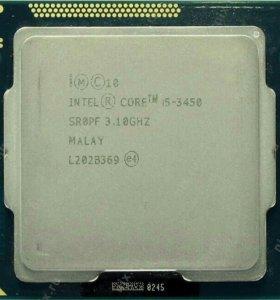 Intel Core i5-3450 3.10 , 3.5 Ghz