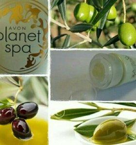 Набор SPA Avon с маслом оливы