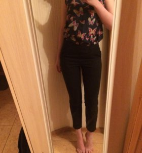 Блузка+брюки