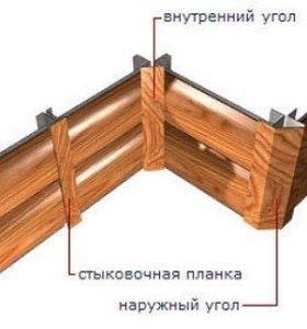 Уголки для фасадов