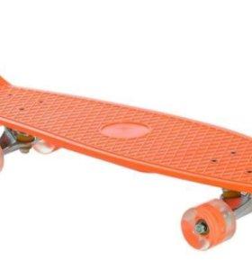 Новый скейт до 80 кг (от склада)