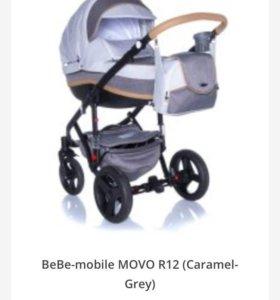 Коляска Bebe mobile movo