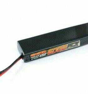 Аккумуляторы Team Orion LiPo 7.4V 6000 mah