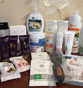 Средства по уходу за домом, косметика, парфюмерия