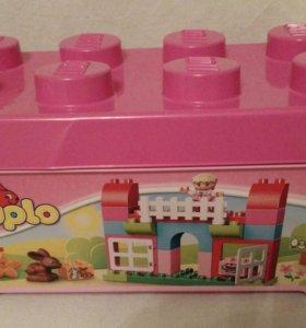 Lego Duplo 10571 Друзья Курочка и Кролик
