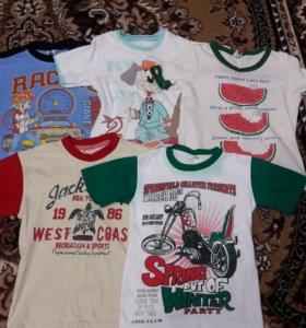 Детские футболки