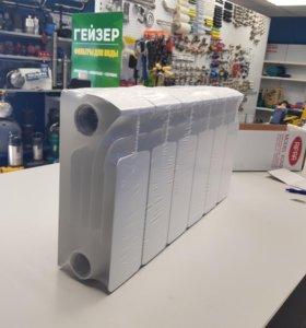 Радиаторы биметаллические низкие rifar B200
