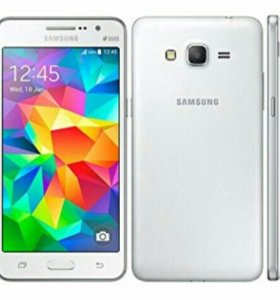 Продам белый Samsung galaxy grand prime duos