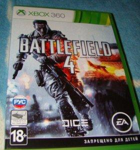 Battlefield 4 для Xbox 360 лицензия