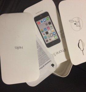 iPhone 5c (Оригинальный)