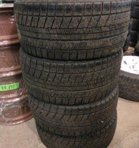 Зимняя резина липучка Bridgestone blizzak r18