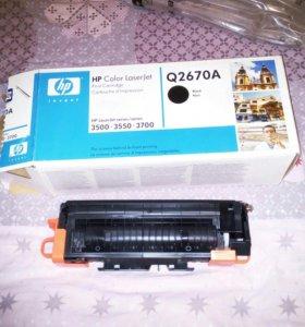 Картридж Q2670A HP Color LaserJet