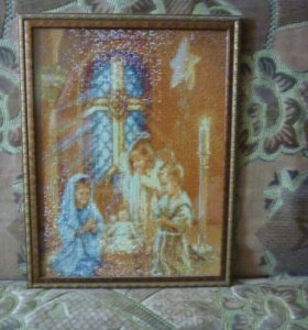 #Ангелочки#Алмазная#мозаика#вышивка#Картина