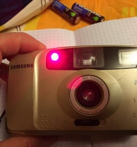Фотоаппарат Samsung Fino 20s пленочный