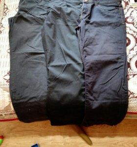 Мужские летние брюки, джинсы