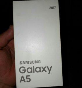 Galaxy A5 2017 32GB Gold