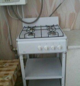 Плита без духовки