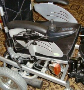инвалидное электрическое кресло