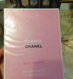 Шанель шанс тендер