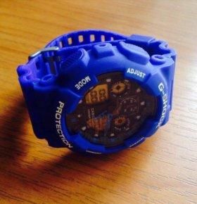 G-Shock Dark Blue