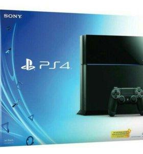 Продам PlayStation 4 / 500gb