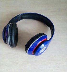 Наушники с фм радио bluetooth беспроводные