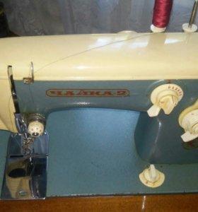 Чайка 2 швейная машина. Торг!