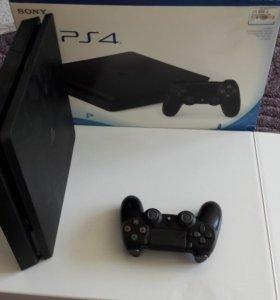 SONY PLAYSTATION 4 SLIM 500GB BLACK