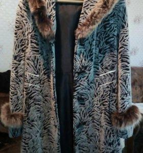 Зимние пальто и дубленка