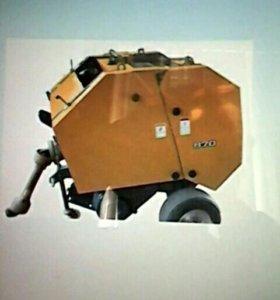 Пресс подборщик для мини трактора в наличии, новый