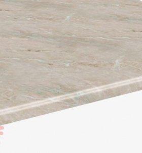 Столешница лосось 50 60 26 Раковины из искусственного камня Staron Нижнее Хорошево