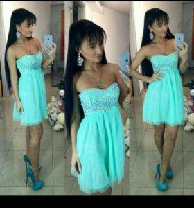 Очень красивое платье новое!
