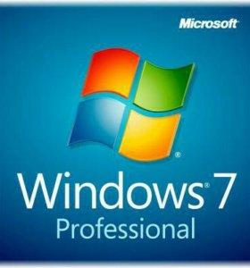 ПО Microsoft Windows 7 Professional Russian