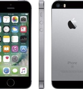 Apple iPhone SE 16Gb Space Gray