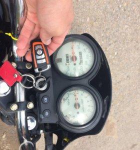 Продаётся мотоцикл Sigma Sport 125cc