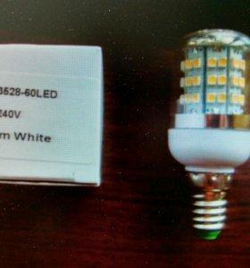 Светодиодная лампа Е 14