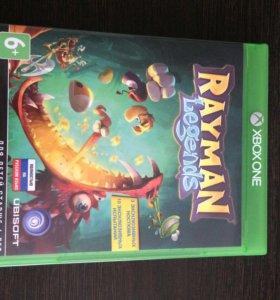 Rayman Xbox one