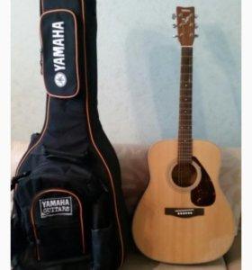 Гитара классическая шести струнная. YAMAHA F 370