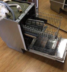 Встраиваемая посудомойка Electrolux