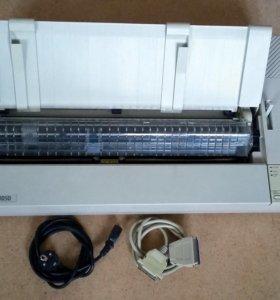 Матричный принтер epson lx 105