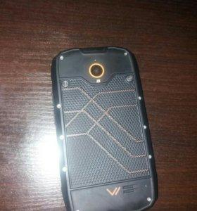 Сотовый телефон Vertex impress Action ip68