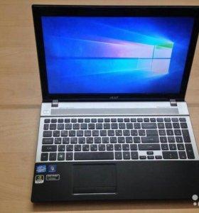 """15.6"""" мощный Acer Aspire V3 Core i5"""
