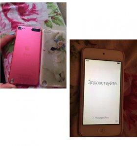 Плеер Apple iPod Touch 5 16Gb (Pink)