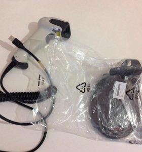НОВЫЙ сканер Honeywell 1250 GHD -USB1LITE