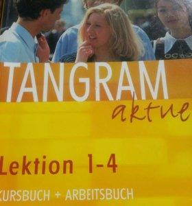 Учебник немецкий язык А 1.1 Tangram