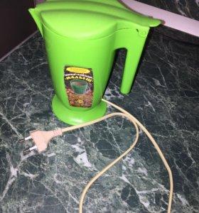 Кофеварка пластиковая новая
